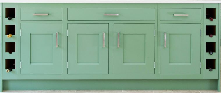 Shaker kitchen cabinet door