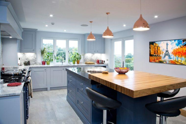 best loved 87678 cc35e Kitchen worktop lighting - Great British Kitchens & Interiors
