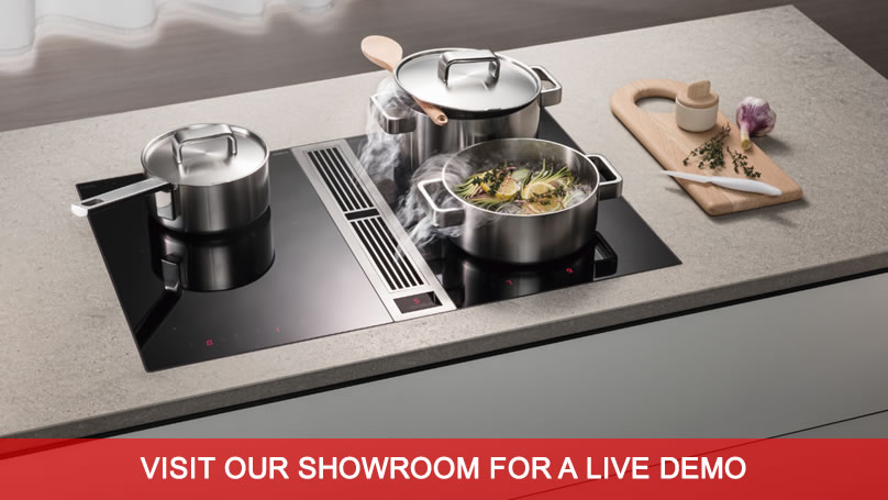 BORA Classic - Visit Our Showroom For A Live Demo