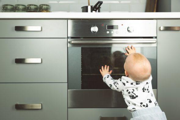 15 Ways To Keep Children Safe In Your Kitchen