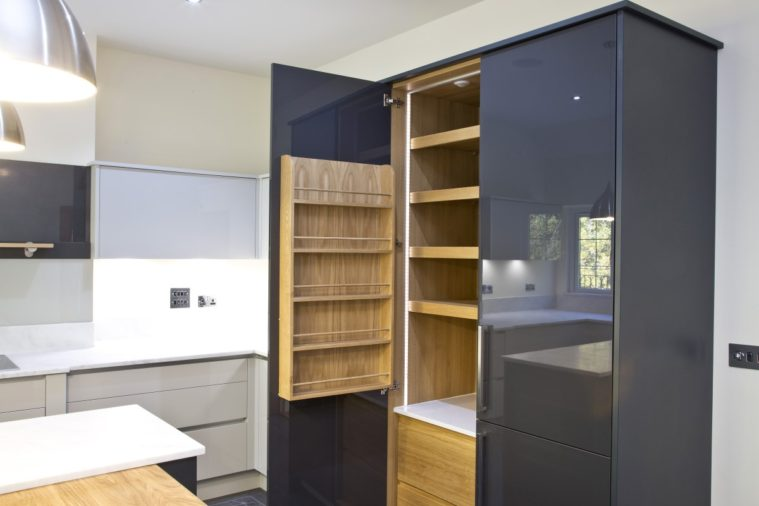What Is A Larder Cupboard Or Pantry Cupboard Great British Kitchens Interiors
