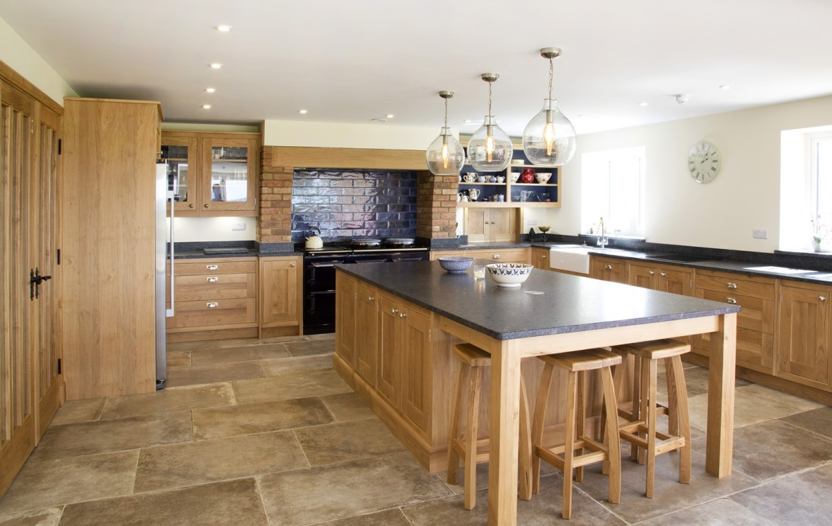 Kitchens For Barn Conversions Great British Kitchens Interiors