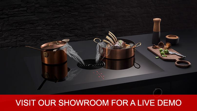 Visit Out Showroom For A Live Demo Of BORA Pure