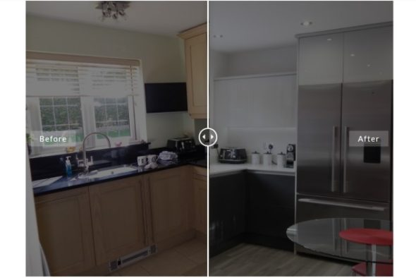 Kitchen Transformations – Before And After