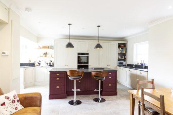 A Beautiful Kitchen With Hidden Depths In Sundridge Park