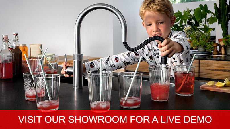 Quooker CUBE - Visit Our Showroom For A Live Demo