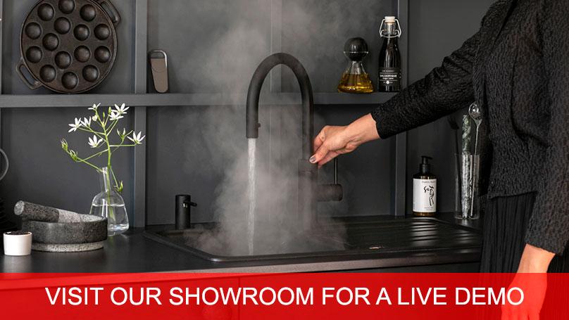 Quooker Flex - Visit Our Showroom For A Live Demo