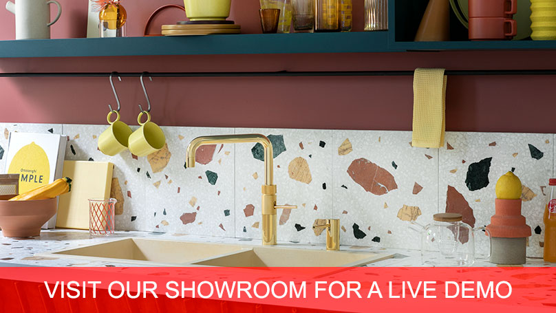Quooker Fusion - Visit Our Showroom For A Live Demo