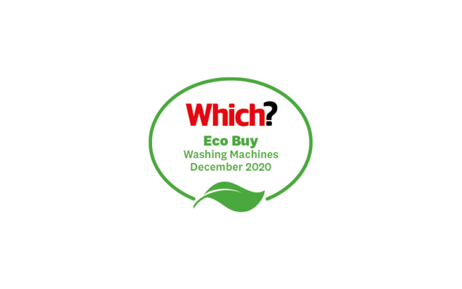 Which? Eco Buy Washing Machines December 2020